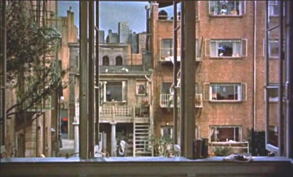 裏窓: 人生はスラップスティック